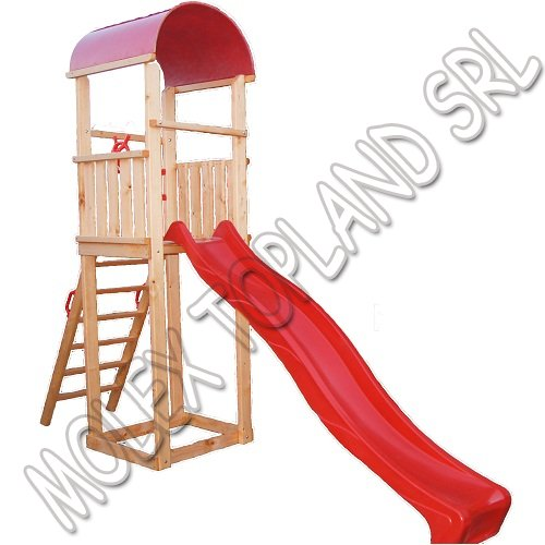 Turn lemn 3m acoperit